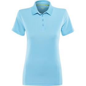 Meru Wembley - Camiseta manga corta Mujer - azul